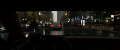 First person (Brandon ProjectZ) Tags: watchdogs ubisoft overcast windy rain lights roads cars vehicle natural lighting dashboard trees