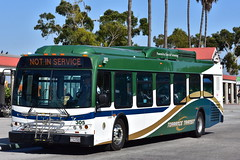 Torrance Transit (theTransitjournal) Tags: torrance transit new flyer ge40lfr hybrid bus