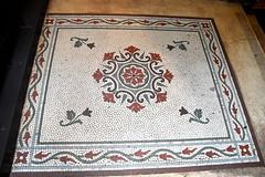 Mosaic Floor, Birmingham Museum and Art Gallery. (Manoo Mistry) Tags: nikon nikond5500 tamron tamron18270mmzoomlens birminghammuseum museum artgallery birminghampostandmail birmingham westmidlands indoor mosaic