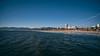 View of the Santa Monica Beach (robert_vo) Tags: santamonicabeach santa monica beach pier beaches water ocean