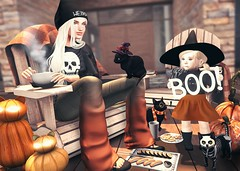📷    October moments... (ℒidsα) Tags: mello cubiccherry cynful breathe wasabipills osmia islasboutique taylermadefortoddlers peachesncream dysfunctionality noblecreations dollface jian halloween orange pumpkins blackcat magician kitty pet skull boo toddleddoo tss theseasonsstory pocketgacha theepiphany gacha wicth itdoll doll girl cute woman lotd fashion game gamer gamergirl gamedoll avatar sl secondlife slavatar slfashion free freebie mesh pixel virtual virtualworld beauty beautiful photo photograph snapshot clothing clothes picture blog blogger slblogger secondlifeblogger moda event