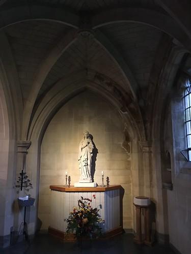 Douai Abbey Lady Chapel