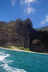 282 Honopu Beach (Gé Nielissen) Tags: 2017 verenigdestaten hawaii kauai napalicoast honopubeach
