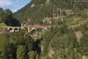 Br185 a Wassen (CH) (Giacomo Corsini) Tags: gottardo gotthard ferrovia railway bahn zug mittlere mittlerer meienreussbrücke deutsche bundesbahn db 185 nikon d7200 svizzera schweiz