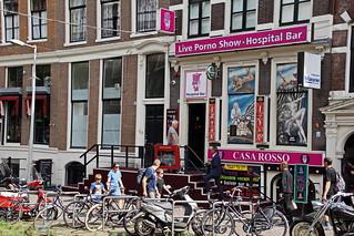 Hospital Bar - Amsterdam
