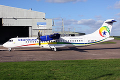OY-EBW_EMA_291017_KN_280 (JakTrax@MAN) Tags: atr atr72 atr72500 oyebw 9gsbf starbow airlines flystarbowcom east midlands airport ema egnx airbourne colours