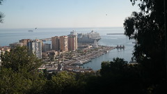 20171029_163828 (uweschami) Tags: spanien espania malaga urlaub stadt alcazaba gibralfaro santaiglesia museopicasso plaza hafen mittelmeer