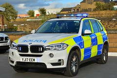 YJ17 EEM (S11 AUN) Tags: west yorkshire police wyp bmw x5 xdrive30d 4x4 anpr traffic car rpu roads policing unit 999 emergency vehicle yj17eem