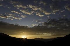 morning sun (alamond) Tags: nature mountain landscape sky outdoors cloud sunrise dawn sun sunlight range hill silhouette cloudscape dusk canon 7d markii mkii llens ef 1740 f4 l usm alamond brane zalar trojane slovenia