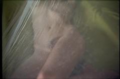 nude haïti (fabien hoyois) Tags: texture abstract indoor mosquitonet man noperson forehead closeup landscape girl skin people color vintage leica leicam6 phenomenon laying blur finger analogphotography femmenue hairywomen women kodak kodakportra kodakportra400 sitting bed nudebed erotik erotic urban lip haiti portauprince pap argentique pattern