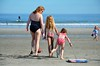 Heading Back To The Water (Joe Shlabotnik) Tags: july2017 higginsbeach boogieboard violet 2017 maine gabriella sue ocean beach afsdxvrzoomnikkor18105mmf3556ged