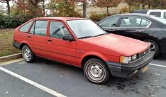 Chevrolet Nova (Dave* Seven One) Tags: chevrolet nova chevroletnova toyota corolla economy economycar fwd classic dailydriver 1980s compactcar