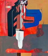 Jim Harris: Sotra Patera Surface Probe, Titan. (Jim Harris: Artist.) Tags: art lartabstrait abstrakt abstractart space weltraum konst kunst contemporaryart technology