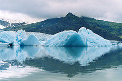 Iceland Adventures ! (Hëllø i'm Wild) Tags: analog film 35mm iceland icelandadventures travel trip landscape nature adventures outdoor breathe fjallsárlón