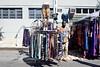 Buy Local (-»james•stave«-) Tags: newyork nyc brooklyn urban street vendor artisan streetwear culture style fashion clothing garments legs textilearts batik tiedye color pattern print casual blacklivesmatter nikon d5300