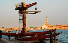 Venice - Where Building and Restoring Gondolas Can Be an Uplifting Experience!