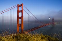 Golden Gate Bridge, San Francisco (birgitmischewski) Tags: goldengatebridge sanfrancisco