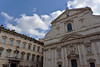 Chiesa del Santissimo Nome di Gesù all'Argentina, Rome, Italy  -  (Selected by GETTY IMAGES) (DESPITE STRAIGHT LINES) Tags: nikon d7200 nikond7200 nikkor1024mm nikon1024mm getty gettyimages gettyimagesesp despitestraightlinesatgettyimages paulwilliams paulwilliamsatgettyimages rome roma romeitaly largoditorreargentina largoditorreargentinarome campusmartius ancientrome ruins theatreofpompey juliuscaesar