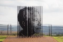 Nelson Mandela Capture Site (Mabacam) Tags: 2017 southafrica kwazulunatal howick mandela nelsonmandela mandelacapturesite sculpture cianfanelli outdoor