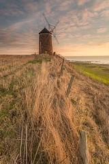 St Monans Windmill (Chris_Hoskins) Tags: eastneukoffife wwwexpressionsofscotlandcom fife scotland centralscotland scottishlandscape windmill scottishlandscapephotography sunrise stmonans landscape
