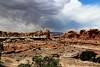 Storm clouds (mpalmer934) Tags: canyonlands canyon national park utah desert cloudy sky rain thunder buttes mesas hiking distance landscape