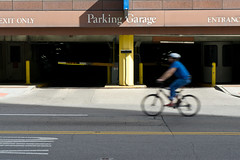 Speedy (ramseybuckeye) Tags: bicycle front street columbus ohio