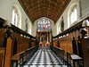 Corpus Christi Chapel Interior, Oxford University, Oxford, Sep 2017 (allanmaciver) Tags: corpus christ chapel oxford university style architecture windows floor panel wood bright welcome warm heating peace quiet enjoy admire allanmaciver
