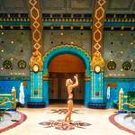 Olya In The Turkish Bathhouse thumbnail