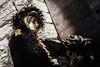 Carnevale Venezia 2017 - Dino Cristino (463) (Dino Cristino) Tags: venezia venice venicelagoon veneto maschereveneziane maschere mask eventi streetart streetphoto streetphotography street dinocristino carnevale carnevalevenezia venicecarnival magicmoments primopiano portrait