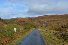 One Lane Blacktop.. (Harleynik Rides Again.) Tags: road blacktop isleofraasay eileanratharsair scotland sooc straightoutofcamera harleynikridesagain nikondf