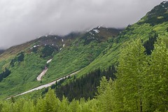 Mountain Slope (MIKOFOX ⌘ Thanks 4 Your Faves!) Tags: canada cassiar clouds cassiarhwy mountain mountainside xt2 britishcolumbia june snow learnfromexif landscape bc provia slope fujifilmxt2 spring showyourexif mikofox xf18135mmf3556rlmoiswr