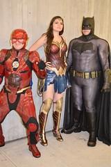 DSC_0951 (Randsom) Tags: newyorkcomiccon 2017 october7 nycc comic convention costume nyc javitscenter dccomics superhero batman batmanfamily wonderwoman heroine superheroine justiceleague jla flash cosplay