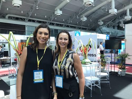 Adriana Nogueira e Cris Cherem