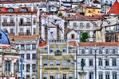 Saudade (stedef) Tags: coimbra portugal portogallo casa edificio house building facciata facade