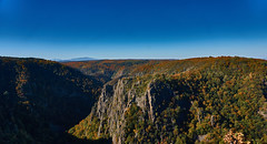 Offline - no cloud (Froschkönig Photos) Tags: harz oktober 2017 golden goldeneroktober hexentanzplatz brocken rostrappe bunt himmel sky wolkenlos offline nocloud 6000 a6000 ilce6000 sonyalpha6000 a6k