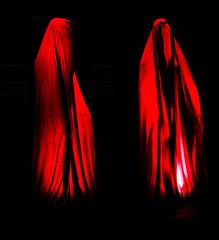 Monk (raik raik) Tags: canon eos 80 d monk mönch festival lights berlin