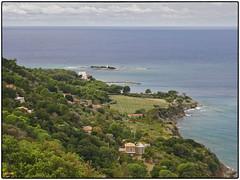 Punta Licosa (/RealityScanner/) Tags: italien italy cilento sanmarco town puntalicosa travel reise autumn herbst mediterranean sea meer ufer beach island insel coast küste panasonic lumix gx80