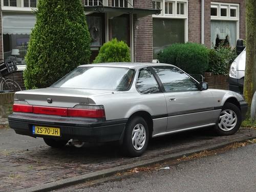 1991 Honda Prelude EX