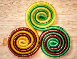 Spiral: Triskele
