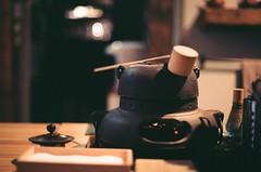 chagama (Kaster-Petsai) Tags: chagama fukamushicha japanese green tea moment kodak ektar beautiful nikon f100 35mm film filmphotography istillshootfilm nikkor 50mm f14 marumoto