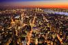 Newyork skyline from Empire state building (PRABHU SHANKAR C) Tags: newyork nyc empirestate photography lifeofphotographer prabhushankar prabhushankarphotography prabhucbz canon indian longexposure