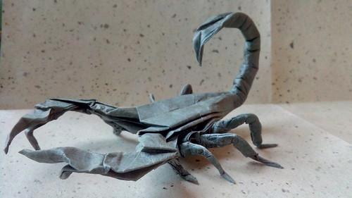 Scorpion By Robert Lang