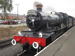 IMG_7293 - GWR 7800 'Manor' Class 7812 Erlestoke Manor (SVREnthusiast) Tags: severnvalleyrailway svr severnvalley severn valley railway gwr7800manorclass7812erlestokemanor gwr 7800manorclass 7812 erlestokemanor autumngala2017