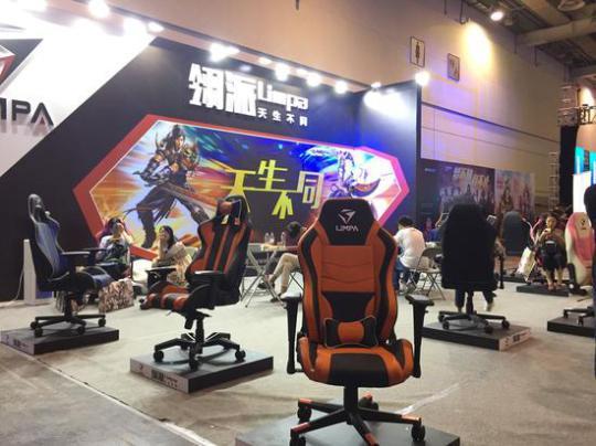 2017中國(蘇州)電子競技博覽會金雞湖畔火熱開幕