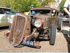 1930's Renault Monasix (Dirk A.) Tags: 29yd48 sidecode3 importkenteken 1930s renault monasix