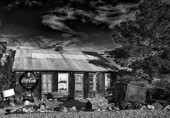 Willard Mining (nordbyc) Tags: nelson nevada nv abandoned mining camp rusty crusty