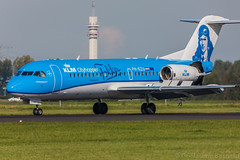 Fokker 70 KLM Cityhopper PH-KZU cn 11543 (Guillaume Besnard Aviation Photography) Tags: eham ams amsterdamschiphol schipholairport polderbaan plane planespotting airplane aircraft canoneos1dsmarkiii canonef500f4lisusm fokker70 klmcityhopper phkzu cn11543 klmroyaldutchairlines royaldutchairlines