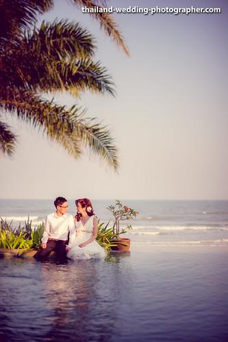 Aleenta Hua Hin Resort & Spa Wedding Photography | NET-Photography Thailand Photographer