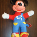 BL173, Mickey Mouse oefenpop