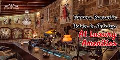 Tuvana- Romantic hotels in Antalya | A1 luxury amenities (tuvanahoteltk) Tags: romantic hotels antalya antalyahoneymoonhotels honeymoonhotelsinantalya gastronomyhotelsinantalya besthotelsinantalyaturkey